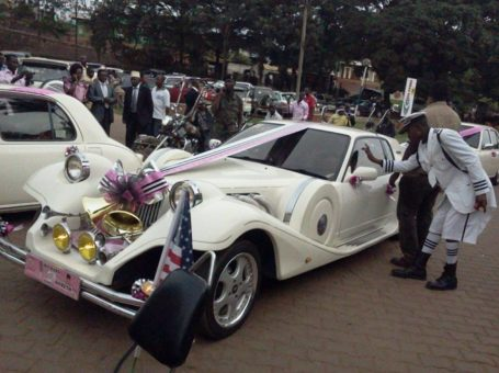 Wedding Car Hire Uganda