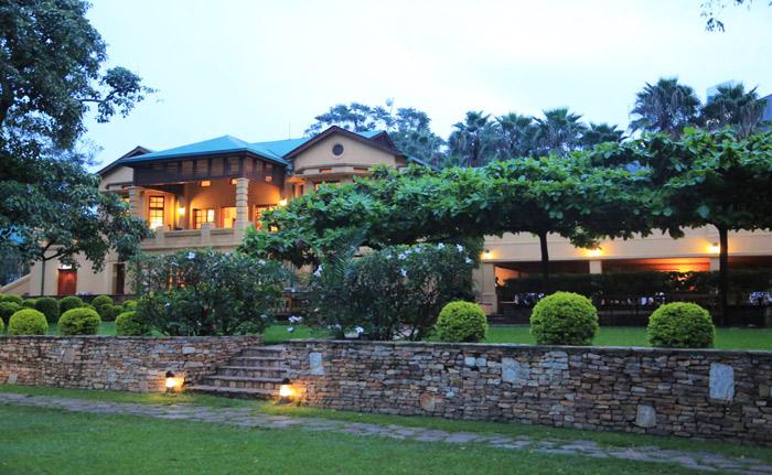 The Emin Pasha Hotel and Spa