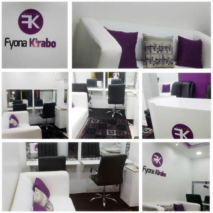 Fyona Kirabo Makeup Studio