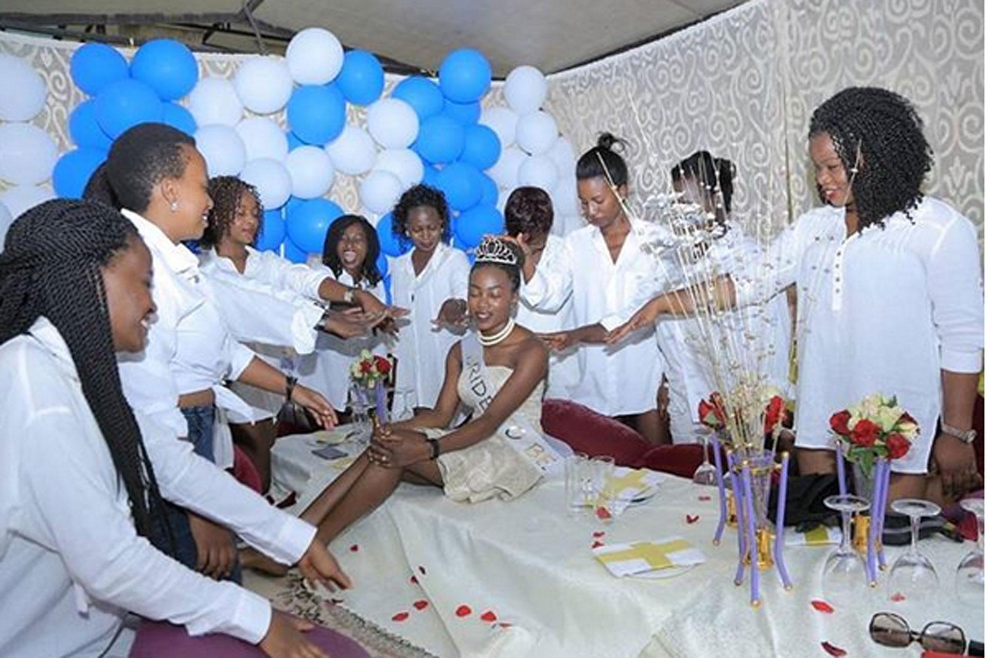 How To Plan A Bridal Shower My Wedding For Fashion Uganda Wedding Kwanjula And Kuhingira Budget Ideas