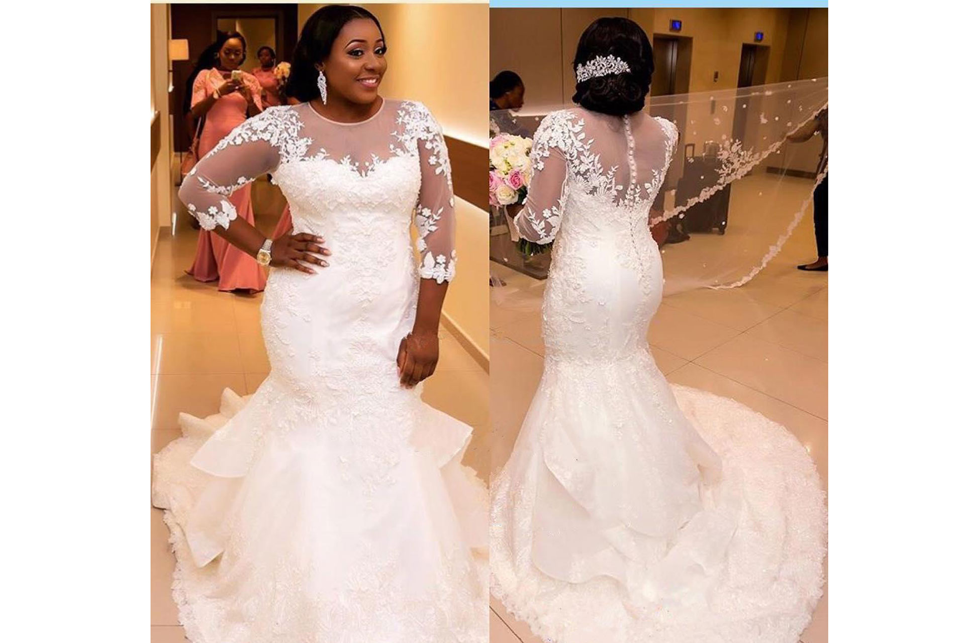 How To Hide Specific Body Parts In Your Wedding Gown My Wedding