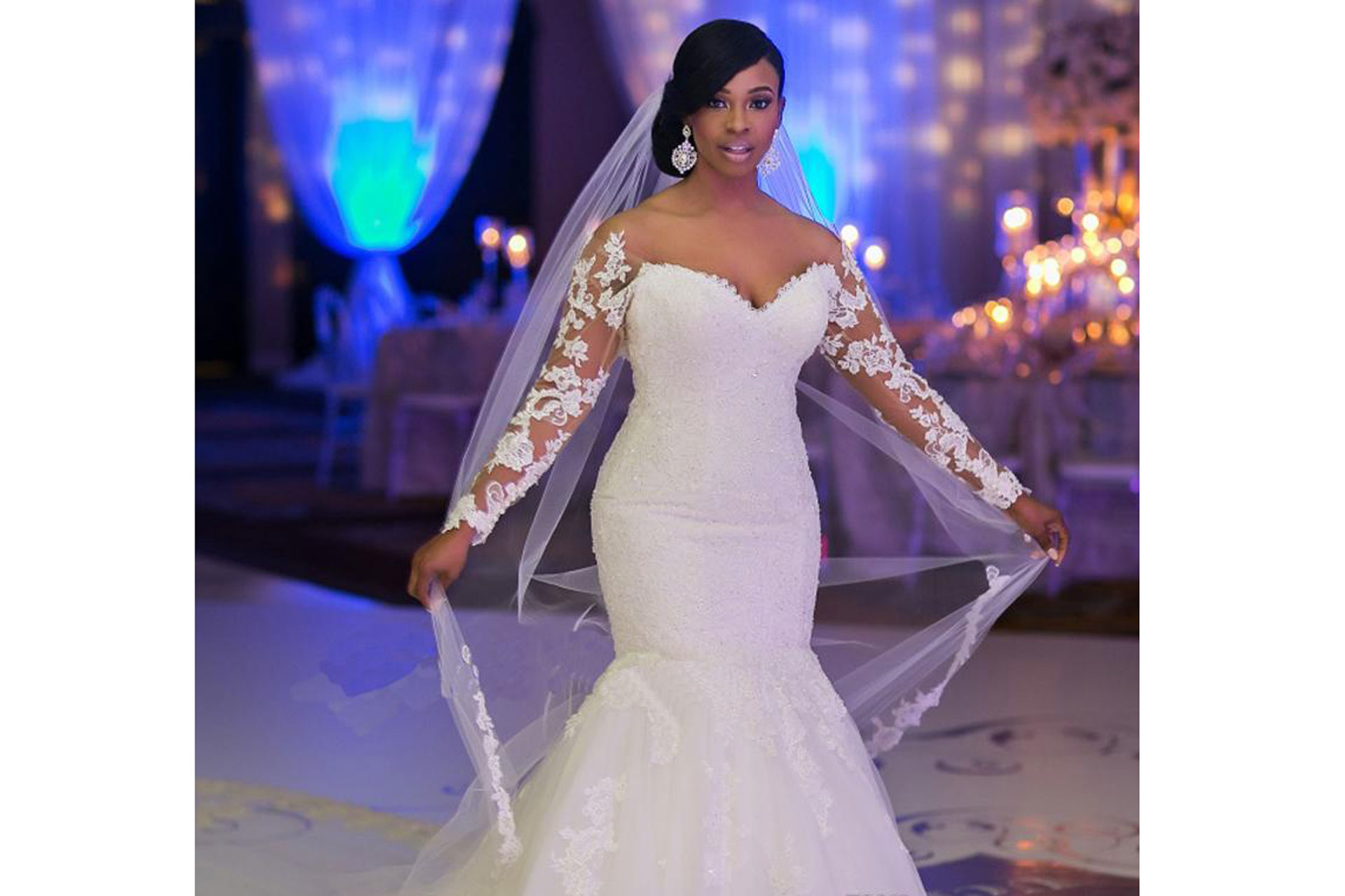 Wedding Gown Designs For Chubby: How To Hide Specific Body Parts In Your Wedding Gown