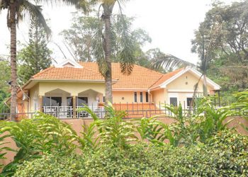 With rent-to-own, you have the option of buying a house at the end of the lease. Photo by Shabibah Nakirigya