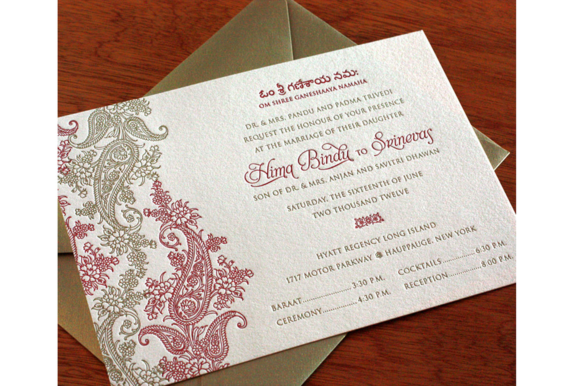 Getting The Right Wording For Your Introduction And Wedding