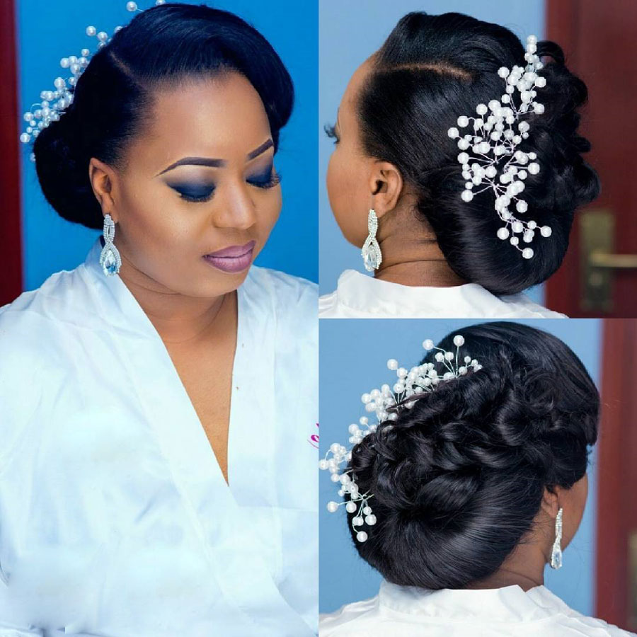 Wedding New Hair Style: Alternative Bridal Hair Accessories That Will Make You Pop