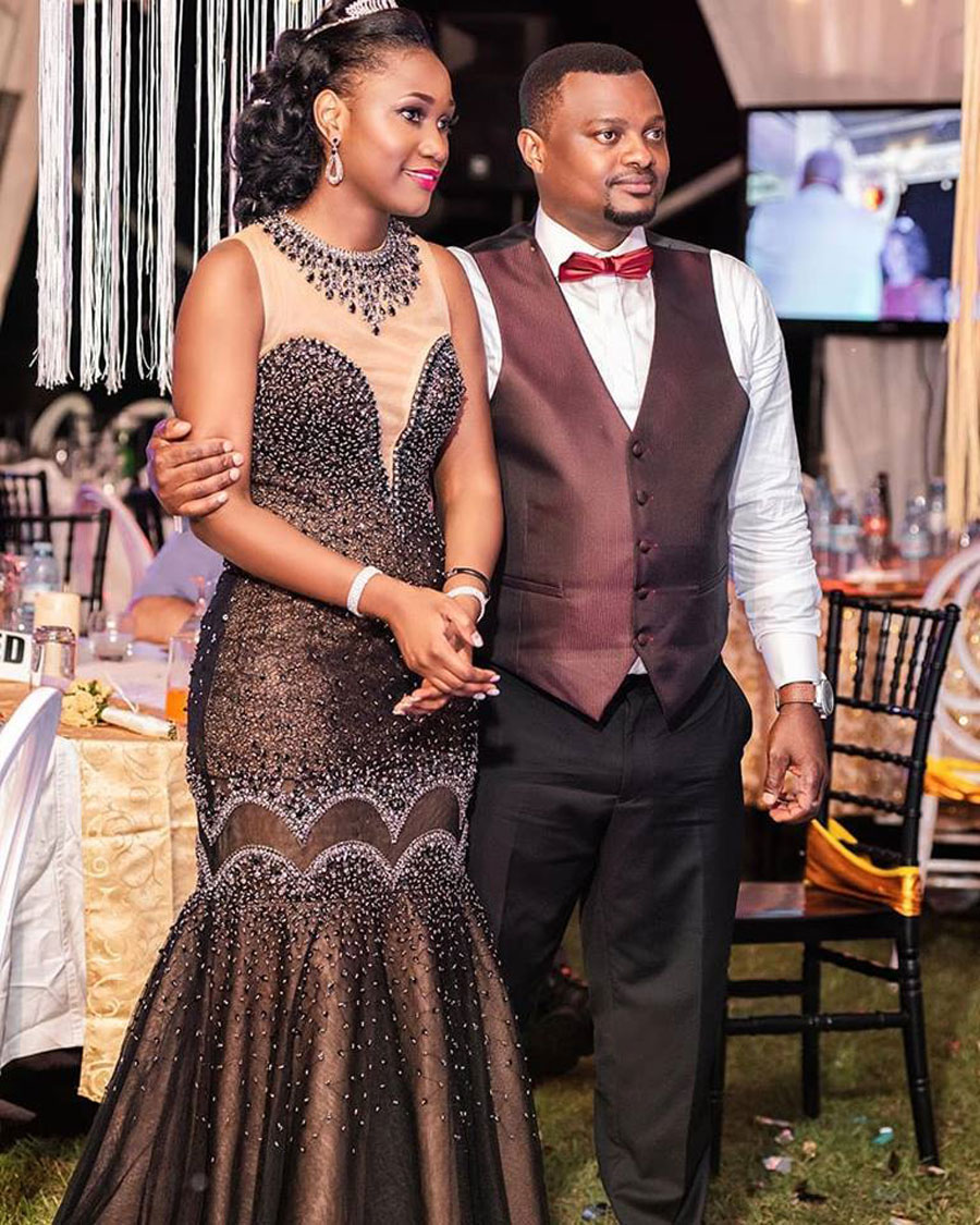 12 Reception Dresses Every Bride Must Look Out For My Wedding For Fashion Uganda Wedding Kwanjula And Kuhingira Budget Ideas