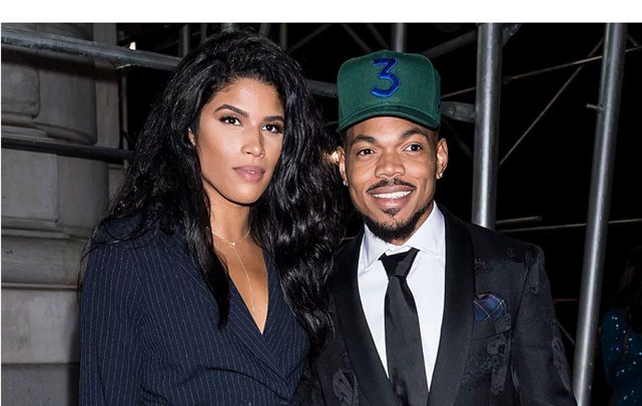 Chance the Rapper marries longtime girlfriend Kirsten