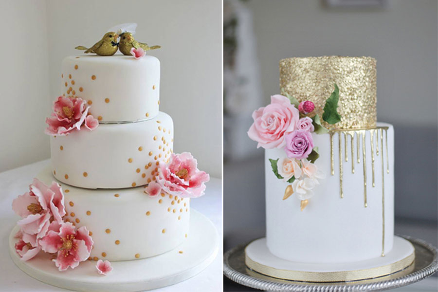 Tastily Beautiful Cake Ideas For Your Wedding My Wedding