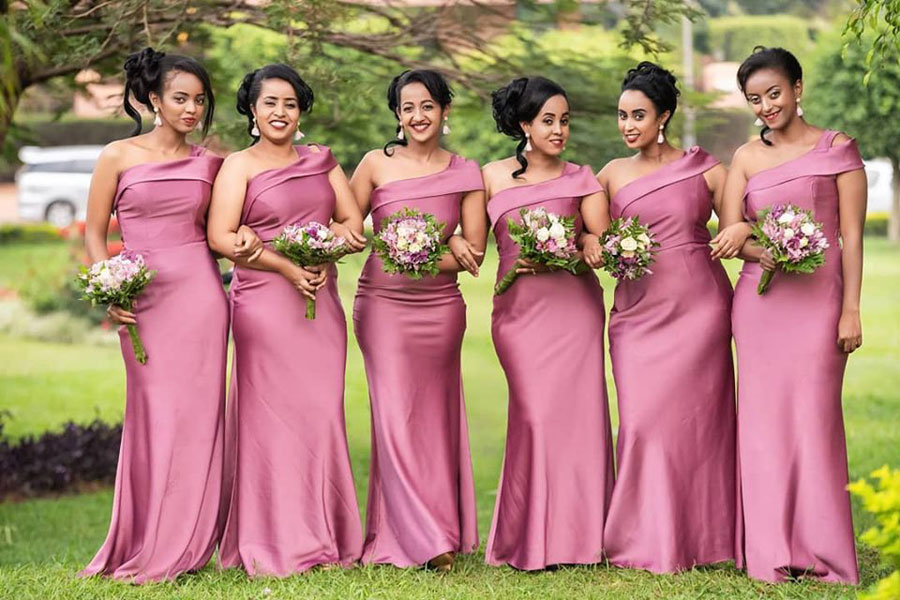 Bridesmaids Dress Fashion Inspiration For A Soon To Be Bride My