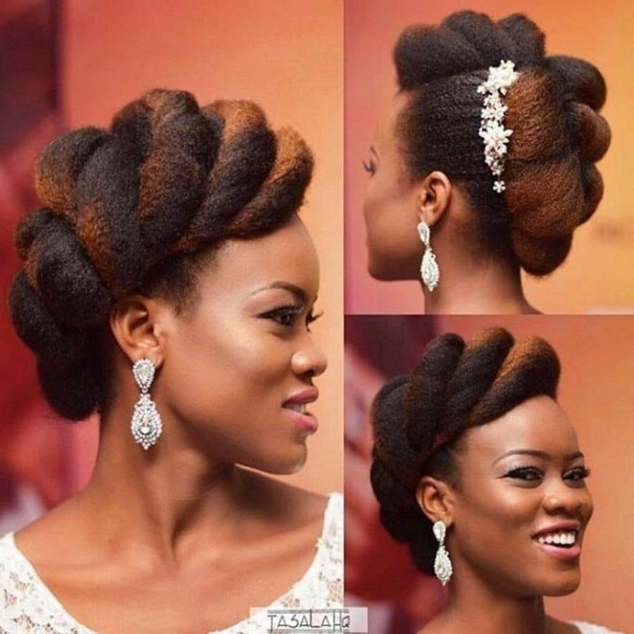 Natural Hair Wedding Style Inspiration My Wedding For Fashion Uganda Wedding Kwanjula And Kuhingira Budget Ideas
