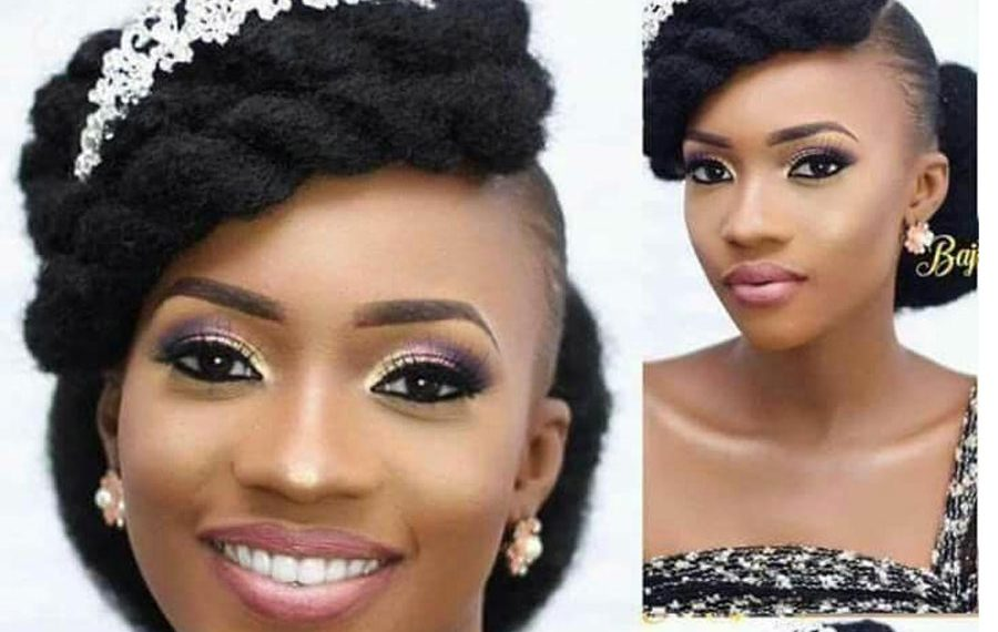 Natural Hair Wedding Style Inspiration My Wedding For