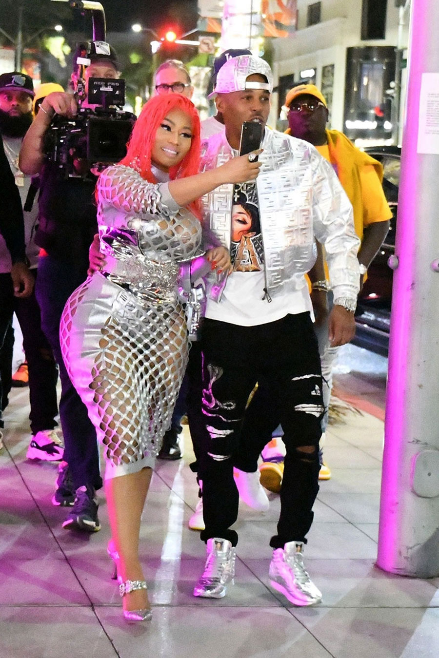 Nicki Minaj And Kenneth Petty Officially Wed My Wedding For