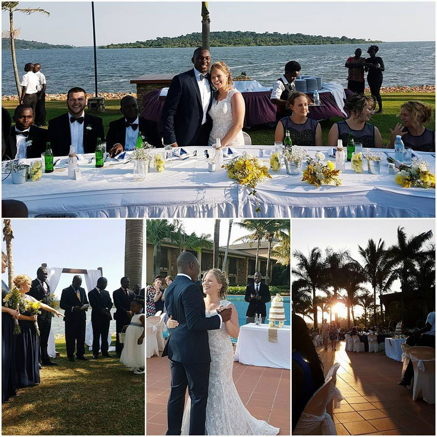 How To Pull Off An Outdoor Wedding Reception Without Tents